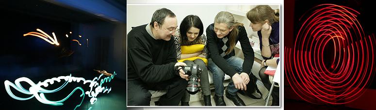 Итоги второго этапа конкурсов факультета дизайна и факультета фотографии