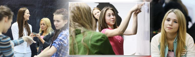 Экспериментальный интерактивный тренинг: студенты факультета дизайна vs студенты факультета информационных технологий