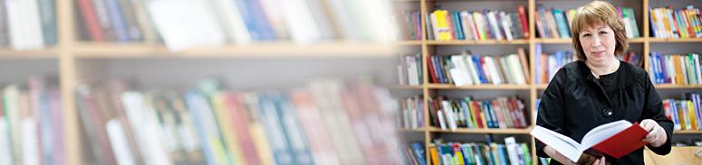 Новый интерьер читального зала ИГУМО