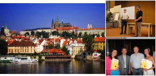 Летняя школа журналистики в Праге