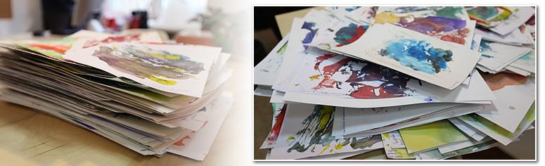 Результаты I тура трехуровневого конкурса факультета дизайна