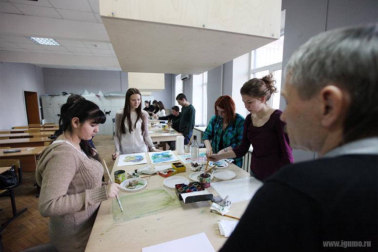монотопия на факультете дизайна