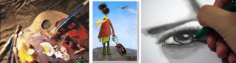 Художественная галерея ИГУМО открывает «новые звезды»