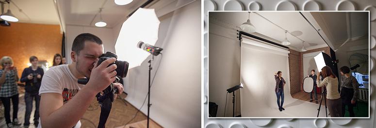 Фотостудия ИГУМО: временной портал & современная творческая лаборатория