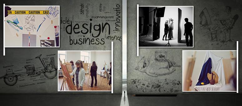 День открытых дверей факультета дизайна
