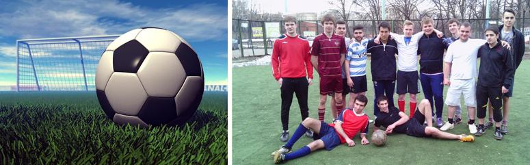 Весенний Чемпионат ИГУМО по футболу – 2013
