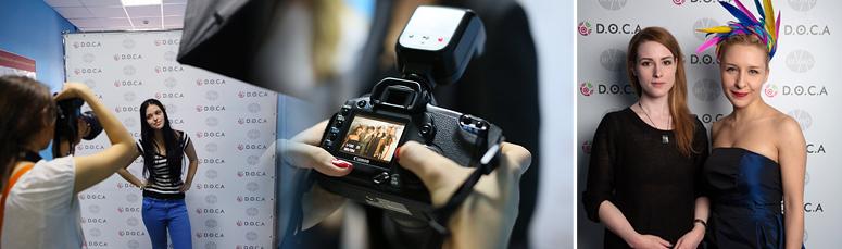 Факультет фотографии ИГУМО: делаем фотопортреты, а не фотокарточки!