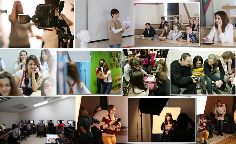 Факультет фотографии ИГУМО ждет лучших студентов Москвы!