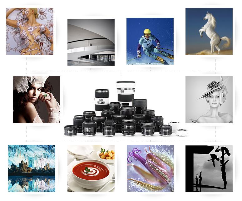 Фотоискусство на факультете дизайна