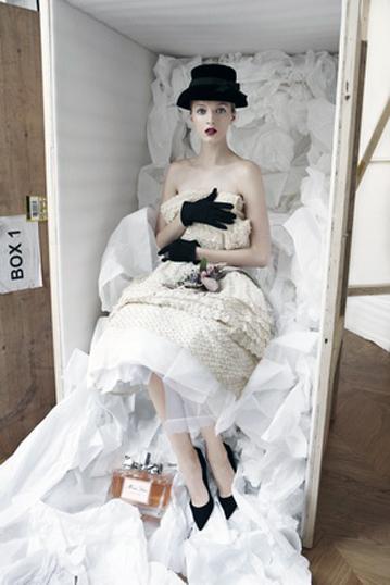 Мода и стиль в фотографии