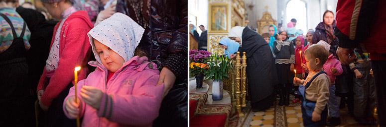 Фотографии праздника Благовещения Пресвятой Богородицы