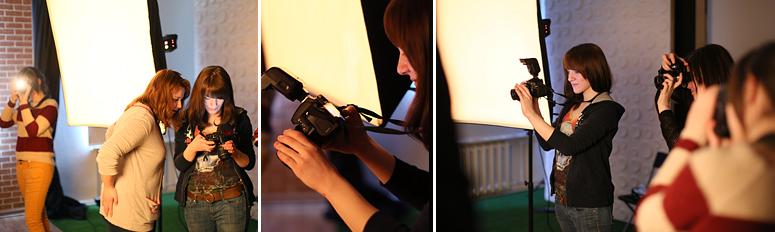 Фотокурсы факультета фотографии
