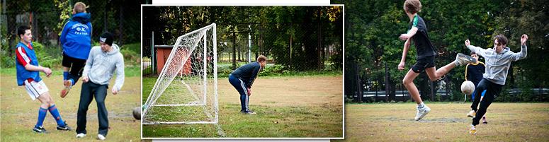 Осенний чемпионат ИГУМО по футболу