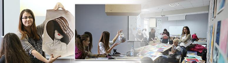 Интенсивная образовательная программа «Иллюстрации»
