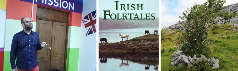 Кто живет в ирландских холмах? Мастер-класс по ирландскому фольклору в стенах ИГУМО