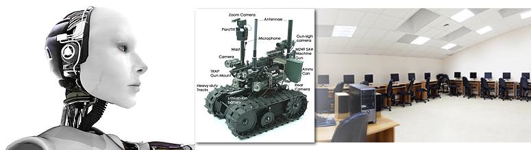 Программирование модели поведения виртуальных роботов