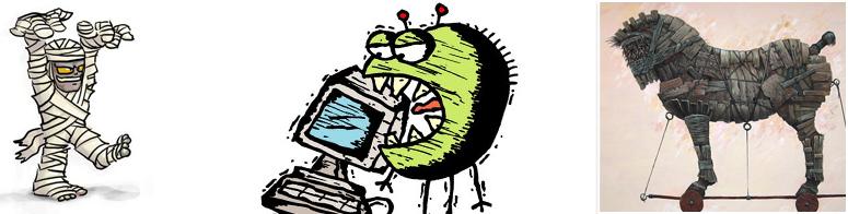 О зомби-компьютерах и троянских конях