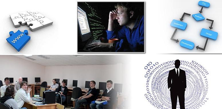Материально-техническая база IT-факультета