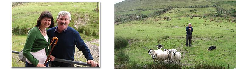 Виртуальное путешествие в ирландскую деревню