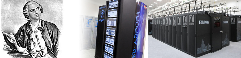 Суперкомпьютер «Ломоносов» моделирует развитие России в следующие 50 лет