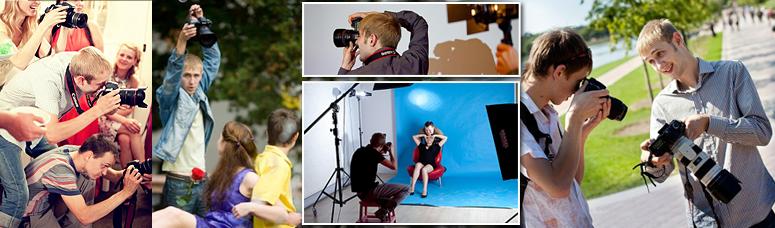 Экспресс-обучение искусству фотографии