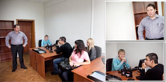 Учебный офис – открытие на факультете экономики и менеджмента.