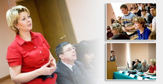 Проблемы нравственного развития общества — итоговая конференция в Институте гуманитарного образования и информационных технологий