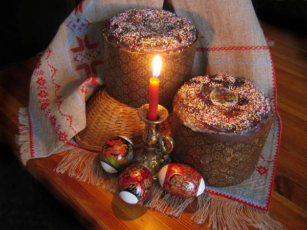 В канун светлого праздника Пасхи
