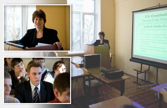 Первый опыт проведения лекций на английском языке для студентов неязыковых специальностей