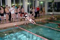 Лично-командное первенство ИГУМО по плаванию