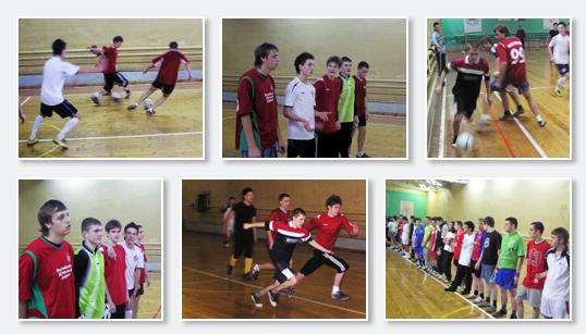 Чемпионат ИГУМО по мини-футболу