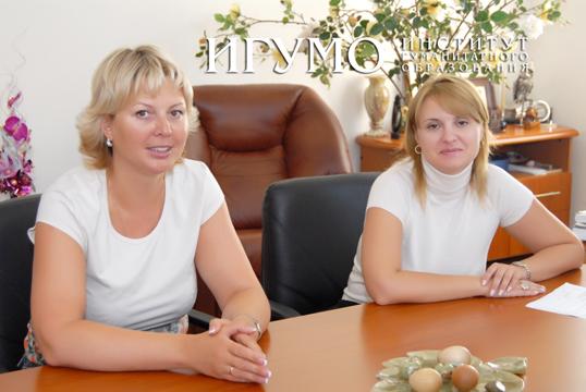 Встреча с начальником отдела государственной службы Пресняковой Е. М.