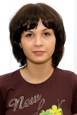 Чиндяева Евгения Юрьевна