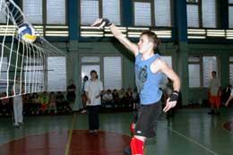Первенство ИГУМО по волейболу