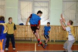 футбол, студенты