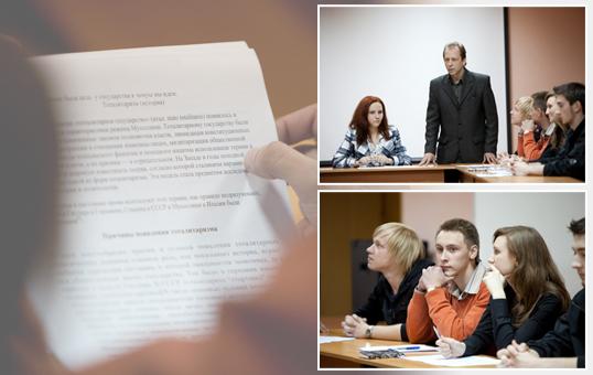 Студенты Института гуманитарного образования и информационных технологий о демократии в России