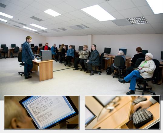 Институт гуманитарного образования и информационных технологий — с заботой о пенсионерах