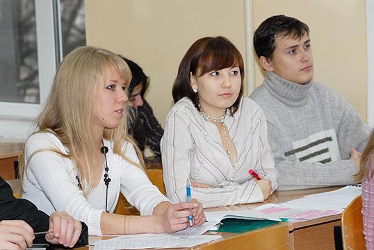Заседание секции «Инновации в сфере бизнеса»