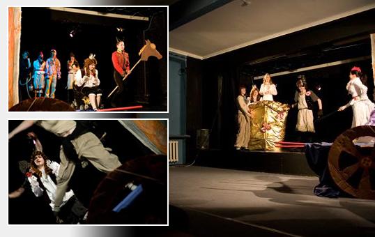 Факультет театрального искусства ИГУМО: «От А до Я»