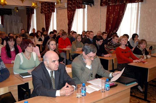 Участие студентов в научно-исследовательской работе.
