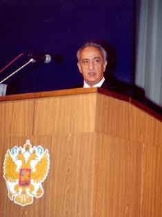 Антонян, Реформа исполнительной системы России