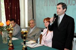 Собрание профессорско-преподавательского состава и всех подразделений ИГУМО
