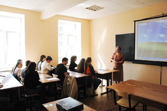 Открытые занятия «ПРОФЕССИЯ – ЖУРНАЛИСТ»