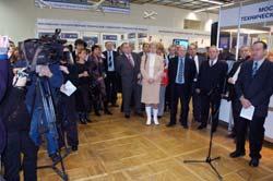 Выставка ведущих вузов Москвы
