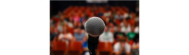 Я не оратор – я только учусь
