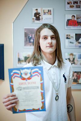 Поздравляем Павлова Ивана!