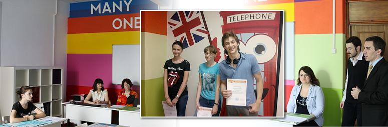 Школа юного переводчика завершила свою работу