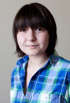 Юлия Батурина – студентка 3-го курса очного отделения факультета психологии.