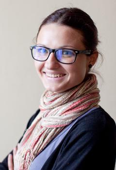 Александра Габова – студентка 4-го курса очного отделения факультета психологии.