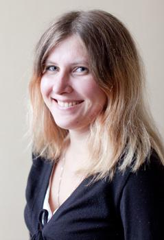 Вера Гордиенко – студентка 4-го курса очного отделения факультета психологии.